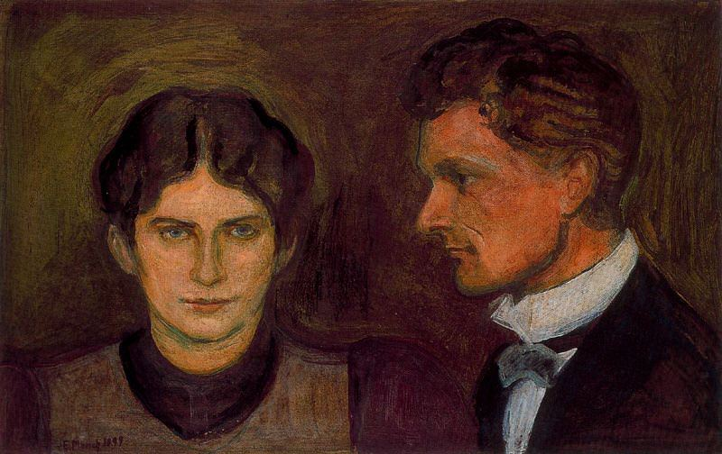 #39630. Edvard Munch
