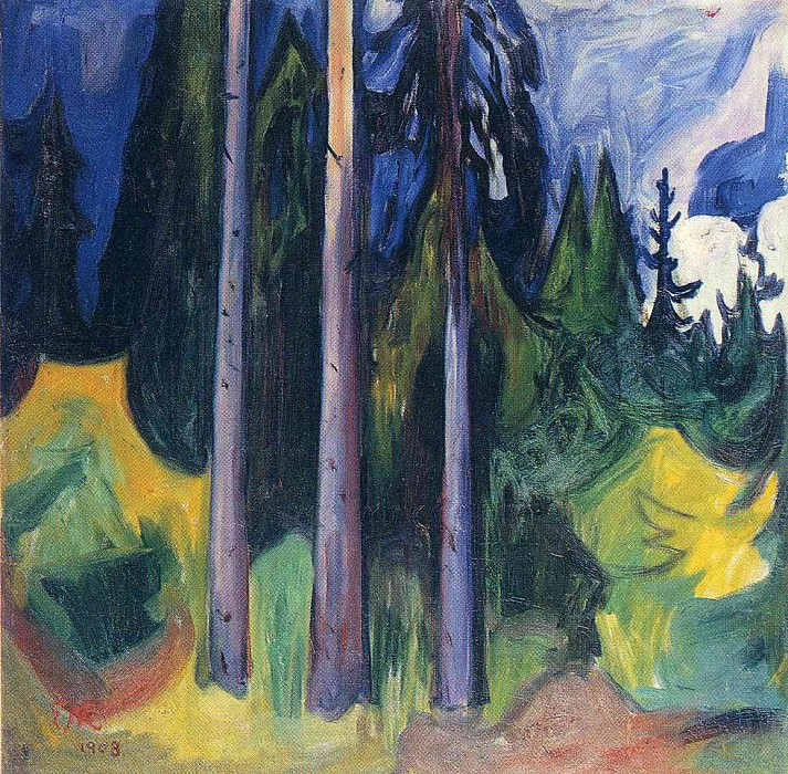 img701. Edvard Munch