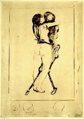 39638. Edvard Munch