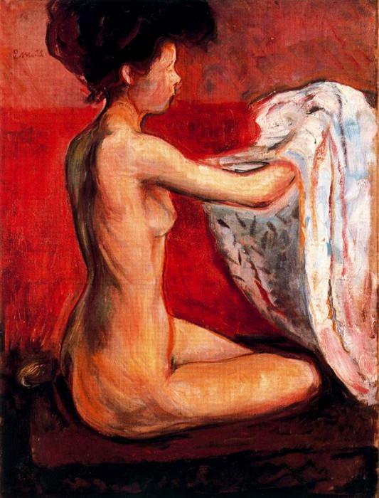 4espaldaDPict. Edvard Munch