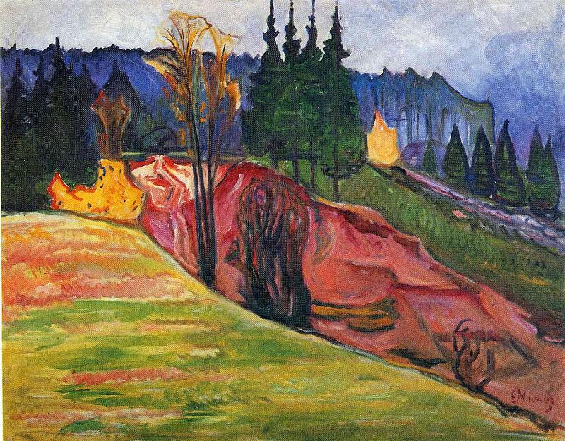 img714. Edvard Munch