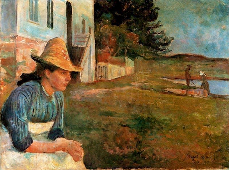 4DPicturisprudencia. Edvard Munch