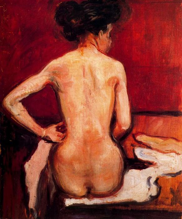 #39614. Edvard Munch