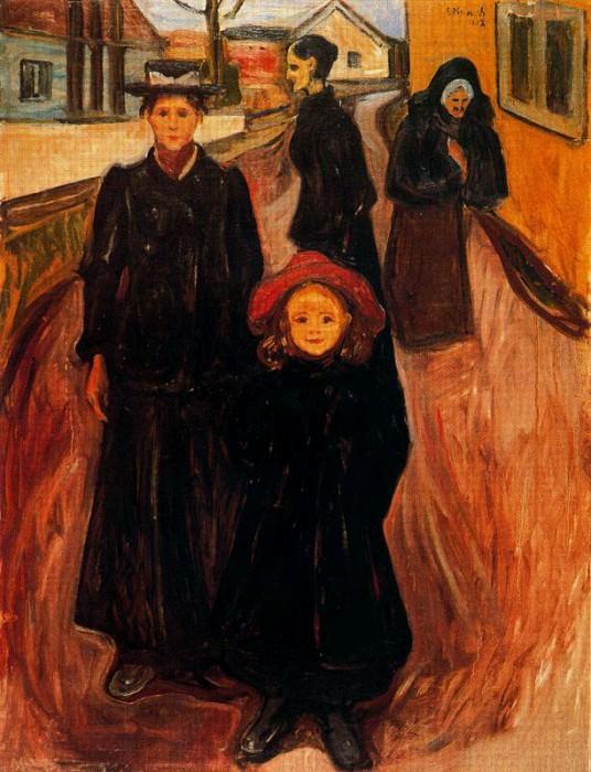#39545. Edvard Munch