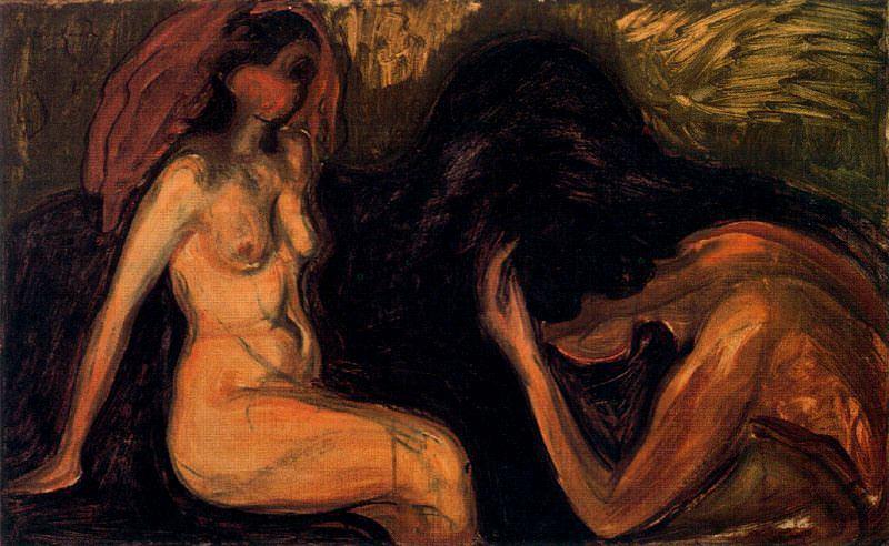 #39616. Edvard Munch
