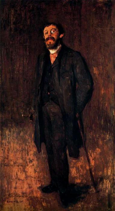 4IngerDPict. Edvard Munch