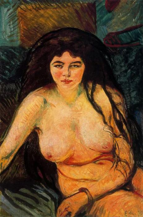 4DPverano ict. Edvard Munch