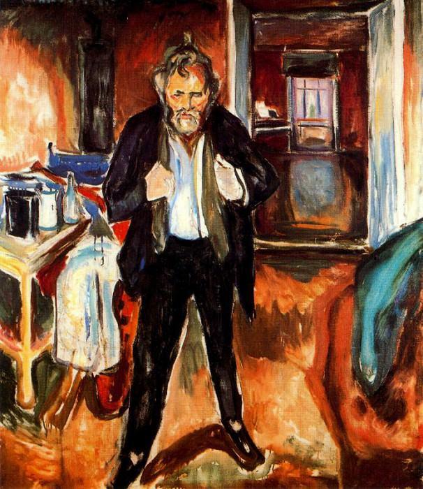 4ctLa olaLaDPict. Edvard Munch