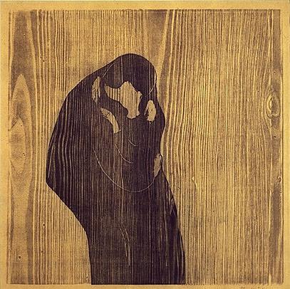 Kiss. Edvard Munch