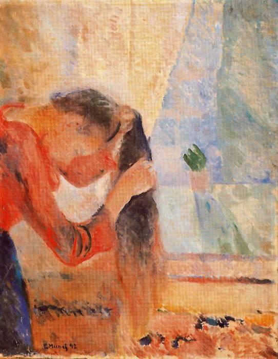 4DPiMadonact. Edvard Munch