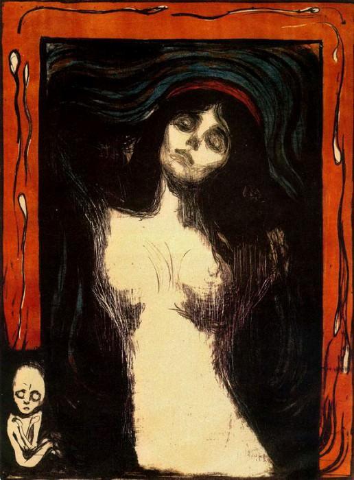 4DPictverano. Edvard Munch