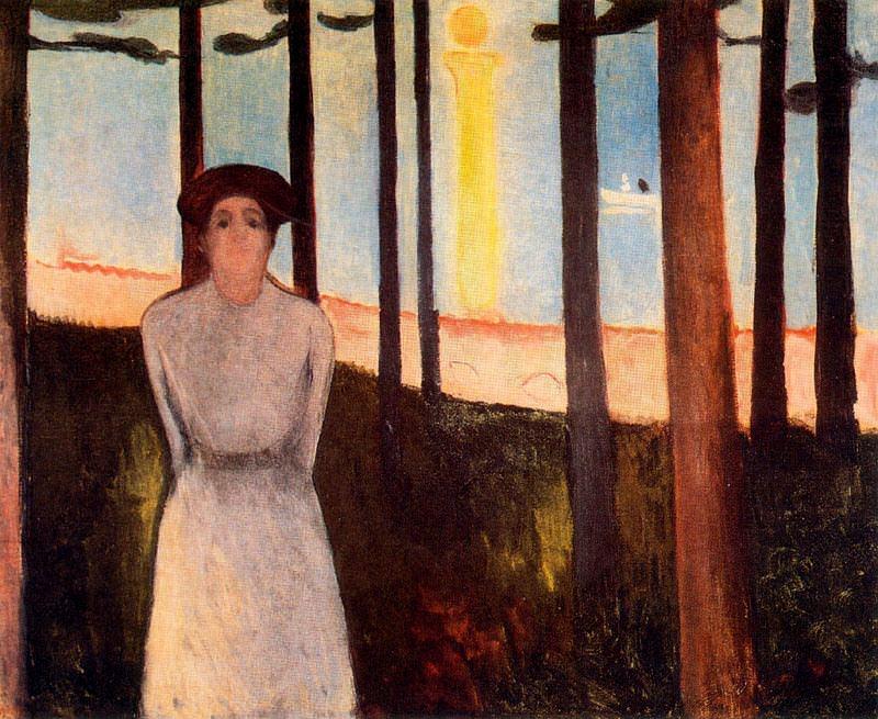 #39639. Edvard Munch