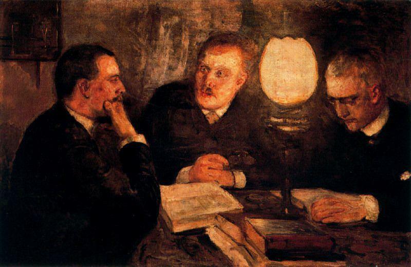 urisprudencia. Edvard Munch