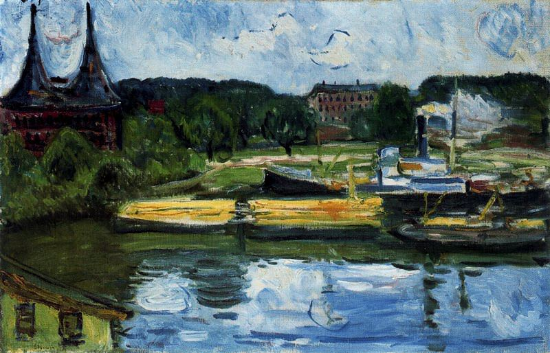 4DPictLa ola. Edvard Munch