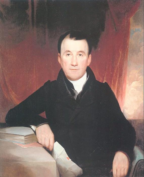#17100. Samuel Finley Breese Morse