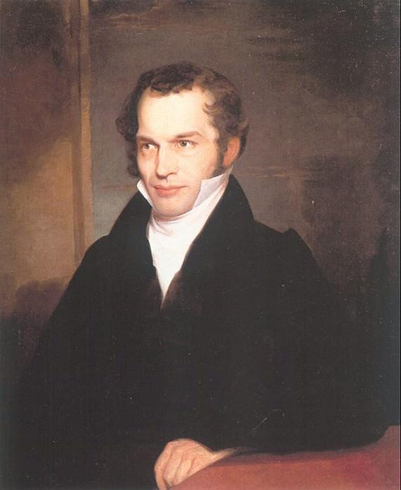#17098. Samuel Finley Breese Morse