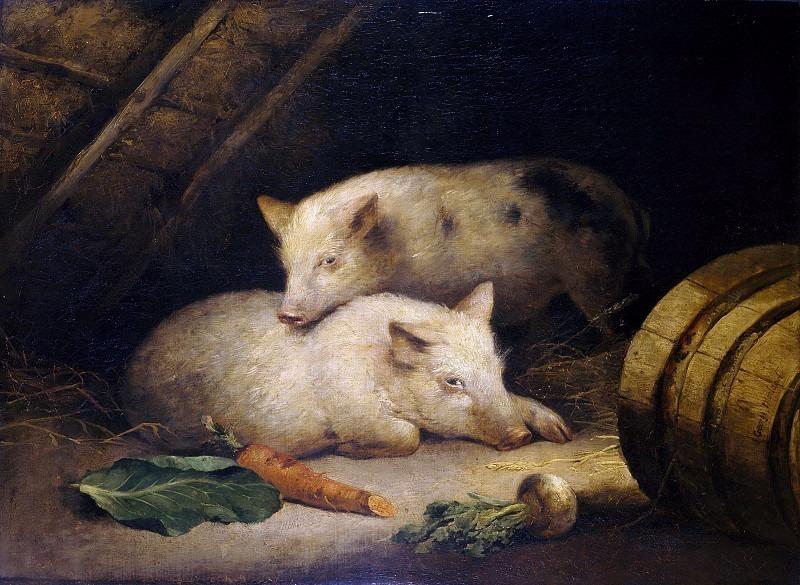 Свиньи. Джордж Морланд