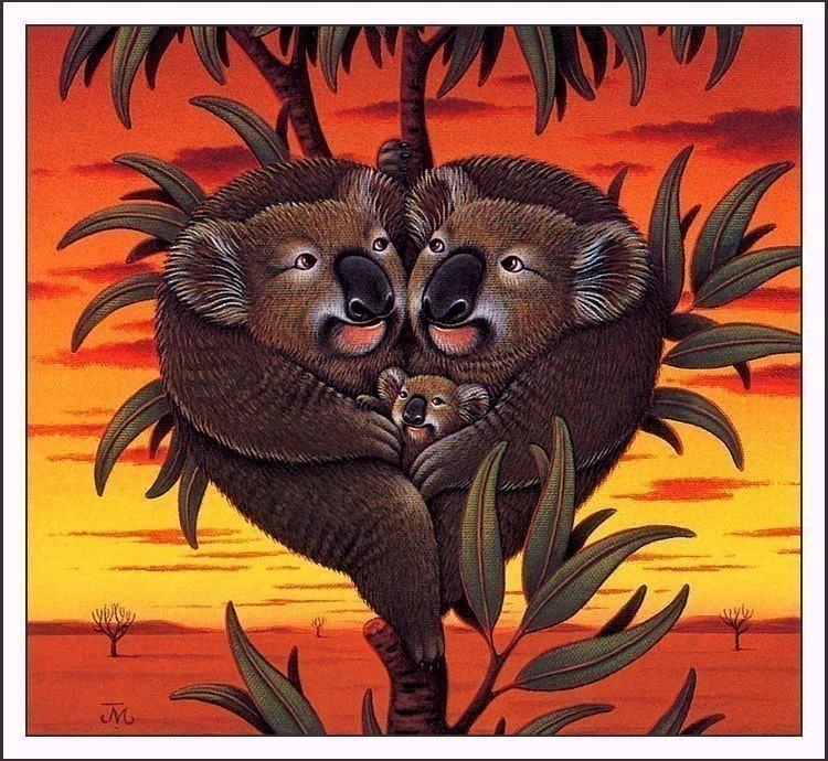 Wild At Heart. James Marsh