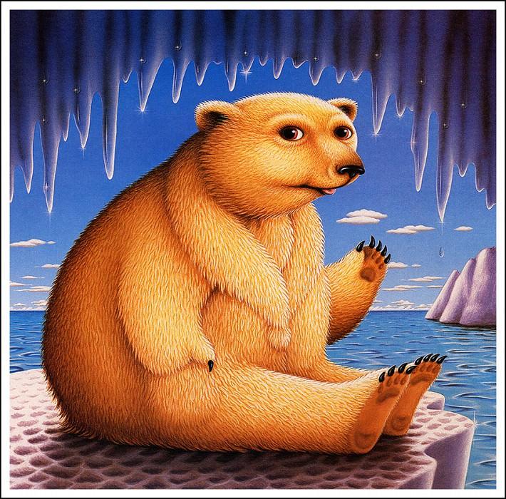 Bear Skin. James Marsh