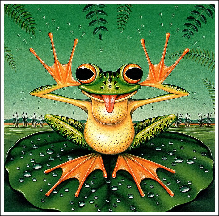 Frog Prince. James Marsh