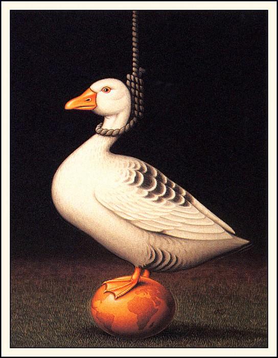 Kill Not The Goose. James Marsh