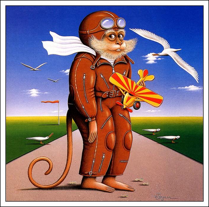 Monkey Business. James Marsh