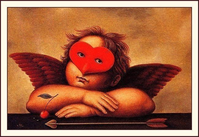 Cupid. James Marsh