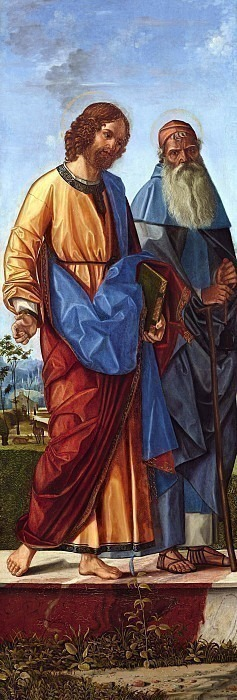 Сан-Джакомо-Маджоре и аббат Сант-Антонио. Паоло Морандо