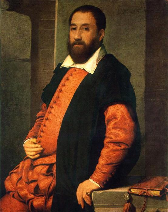 contarin. Giovanni Battista Moroni