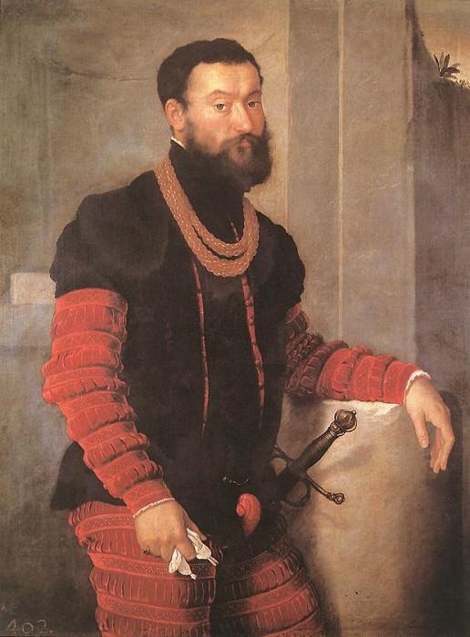 port sol. Giovanni Battista Moroni