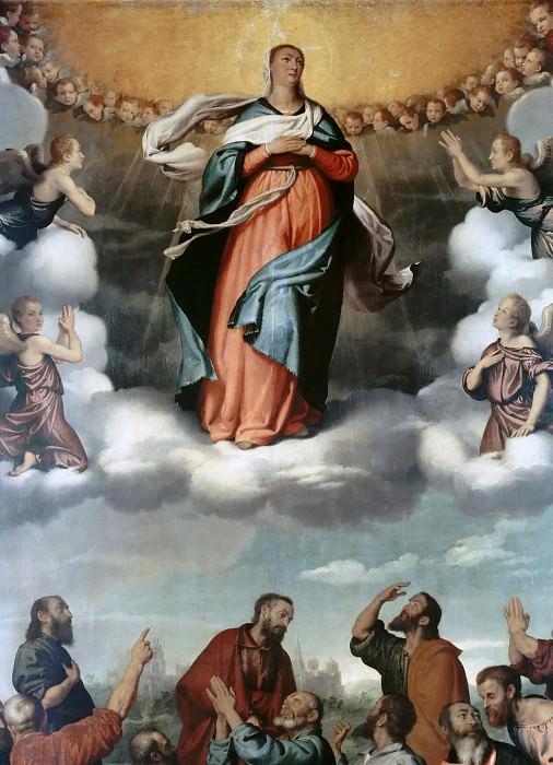 Вознесение Девы Марии. Джованни Баттиста Морони