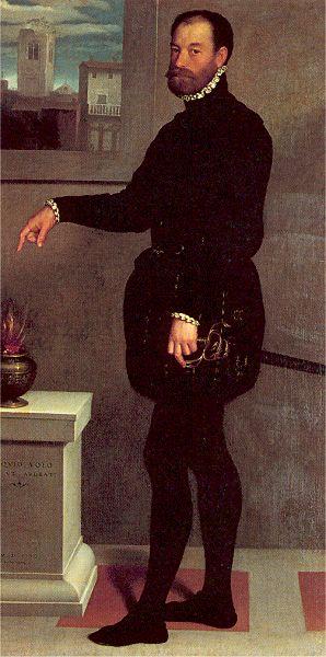 17118. Giovanni Battista Moroni