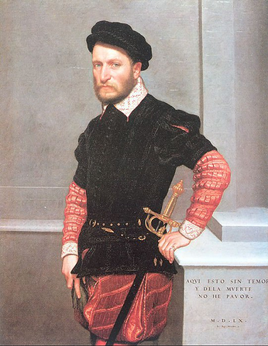 17116. Giovanni Battista Moroni
