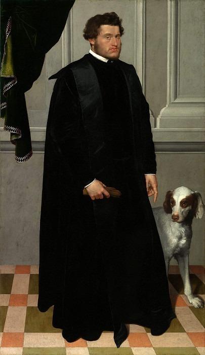 madruzzo. Giovanni Battista Moroni