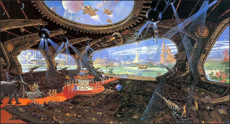 Caesars Universe. Robert Mccall