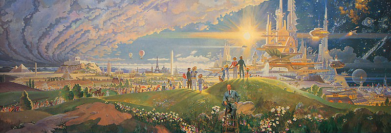 The Prologue and the Promise. Robert Mccall