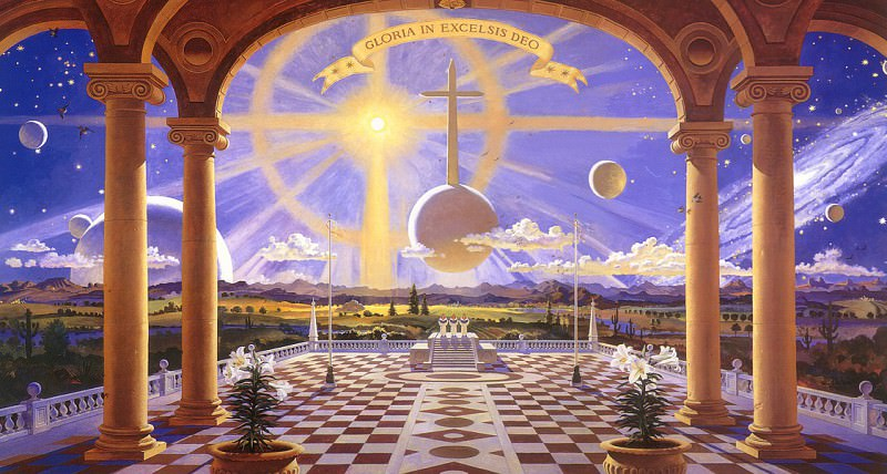 Gloria In Excelsis Deo-ss. Robert Mccall