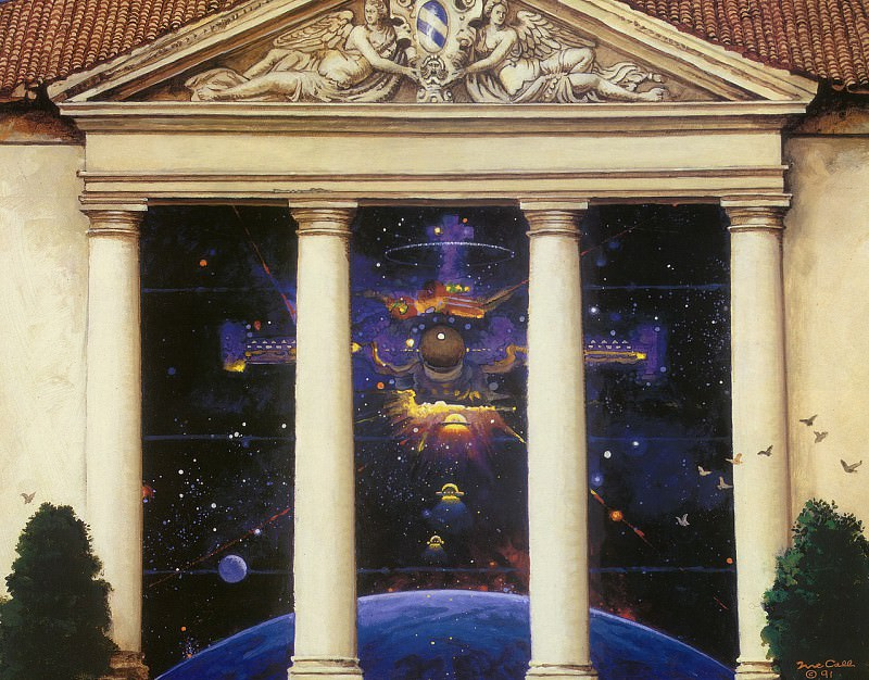 A Moment in Time. Robert Mccall