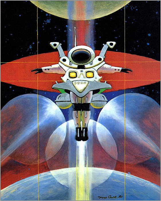 Ascension. Robert Mccall