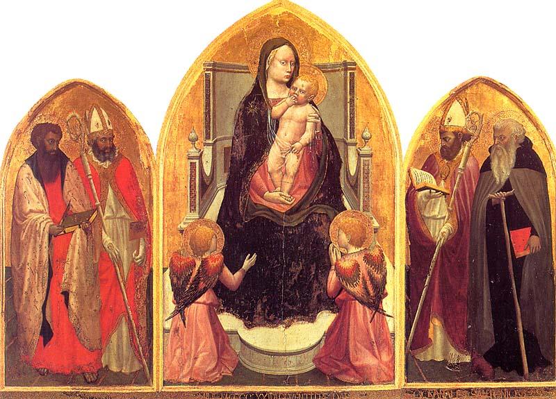 masaccio6. Tommaso Masaccio
