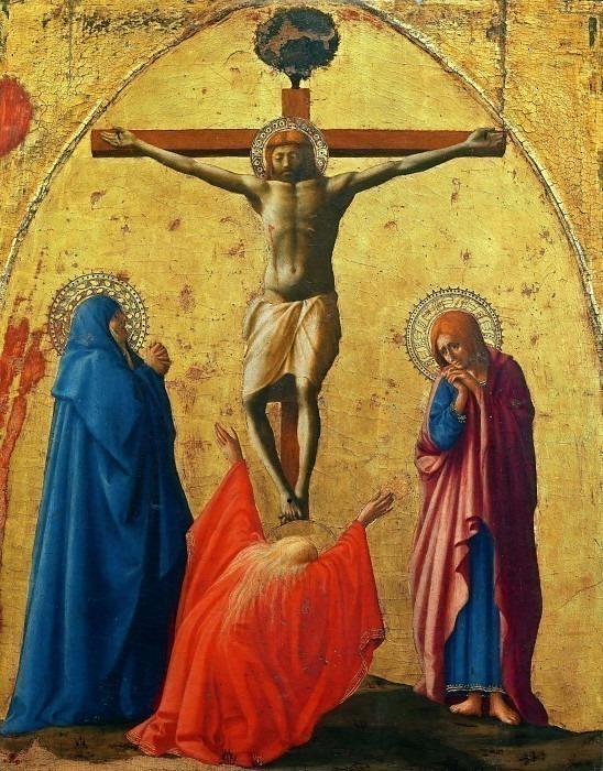 Crocifissione. Tommaso Masaccio