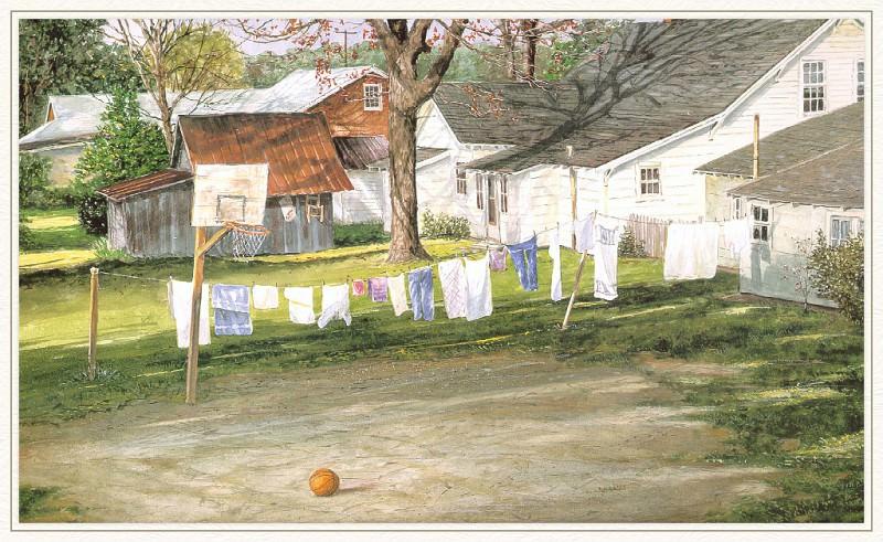 Backyard Dreams. William Mangum