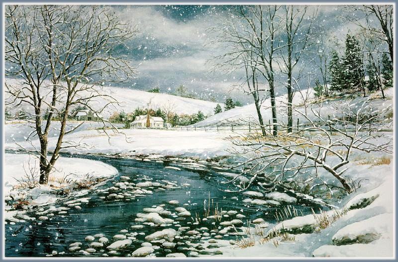 Rivers Edge. William Mangum