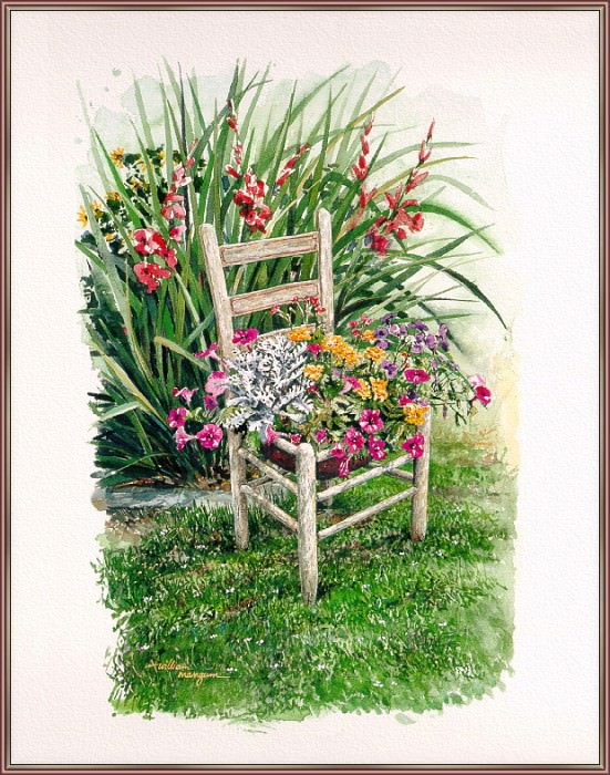 Have A Seat. William Mangum