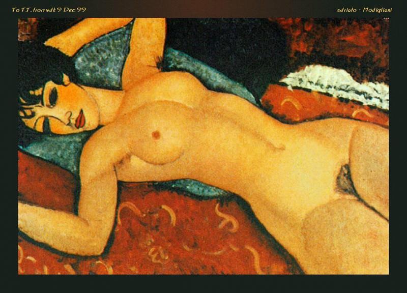 CULE01-wdk-Modiglianis. Modiglianis