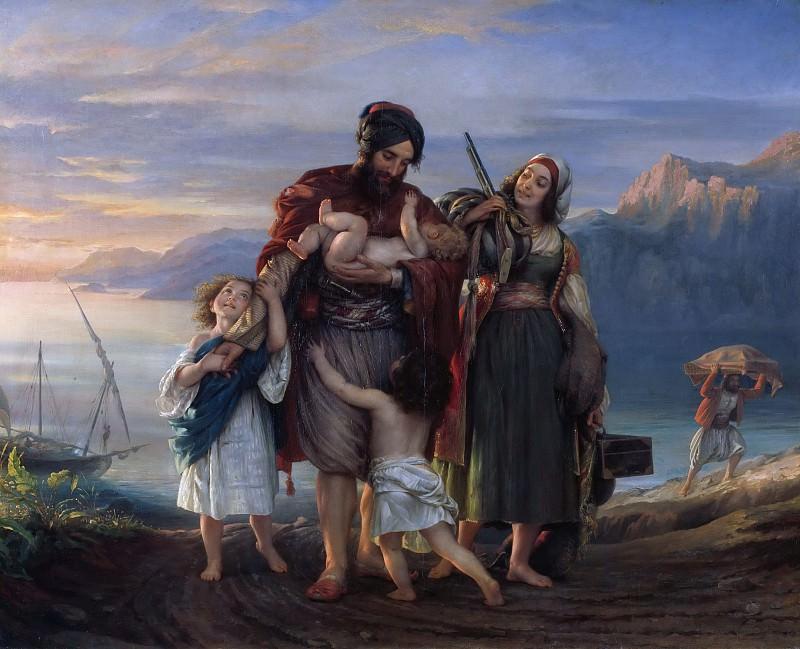 Возвращение контрабандистов. Эдуард Магнус