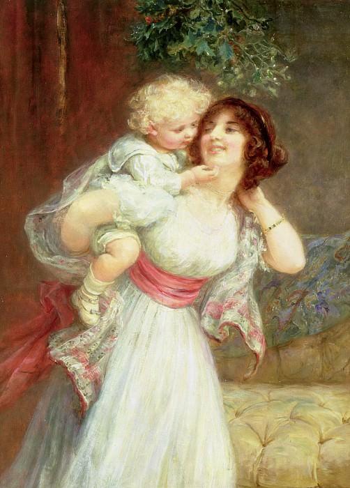 Любимец матери. Фредерик Морган