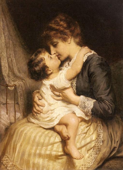 Материнская любовь. Фредерик Морган