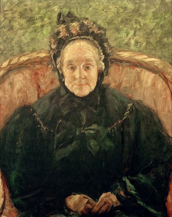 Мать художника. Жорж Моссон