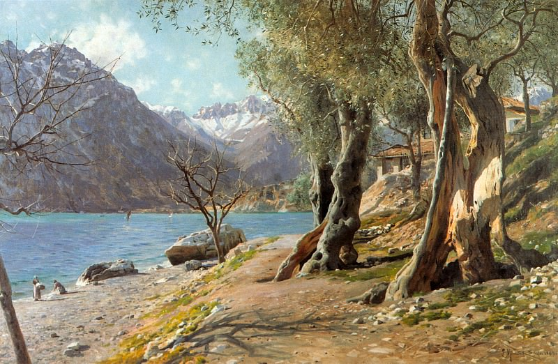 torbole huge. Peder Mork Monsted
